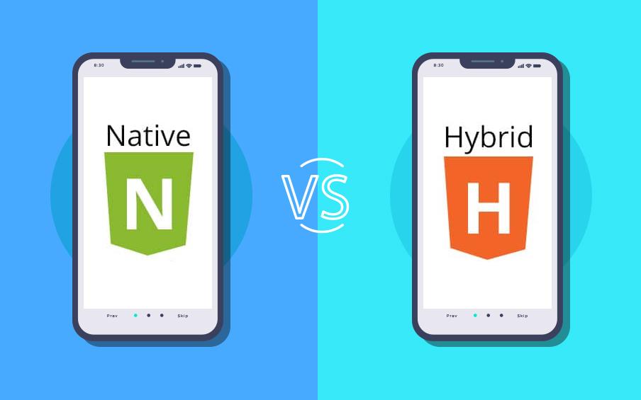 Native vs Hybrid Mobile Applications