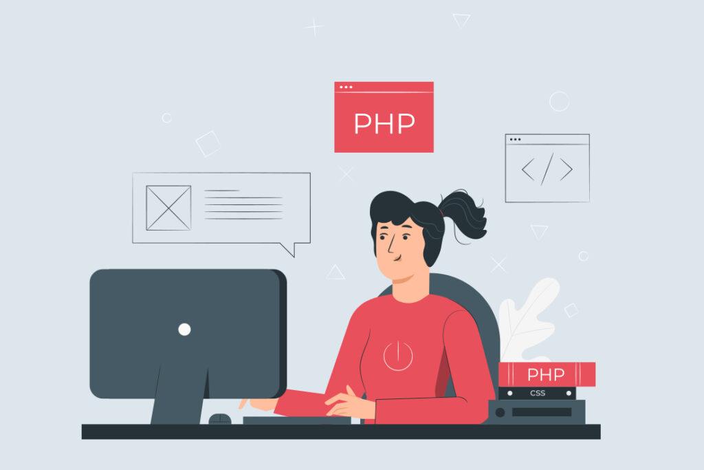 php javascripts