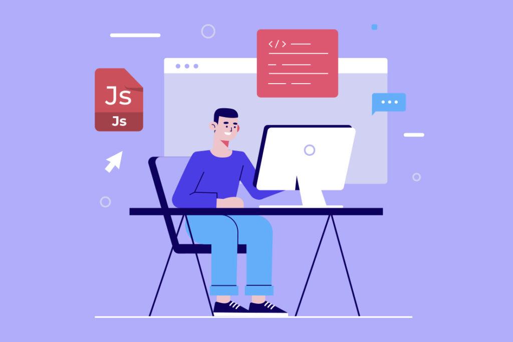 javascript versus php