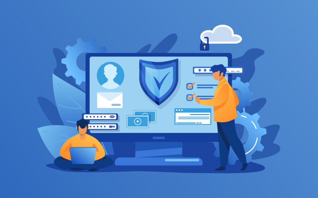 The QA company's security policies