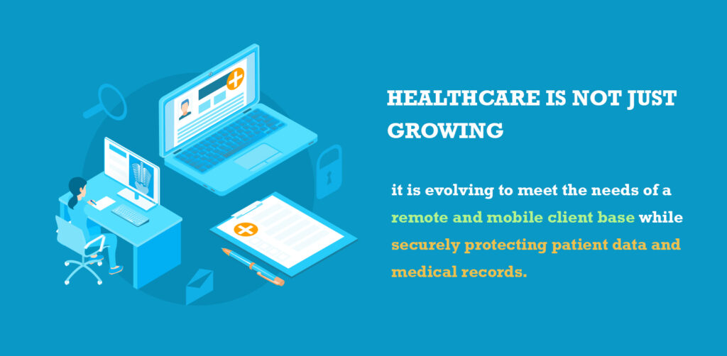 TeleHealth software and services are hot ticket items