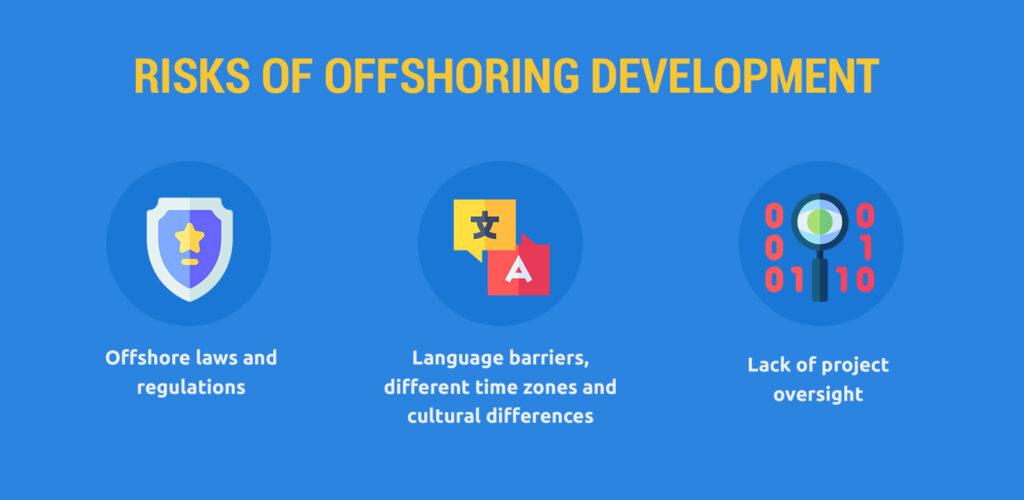 Risks of Offshoring Development