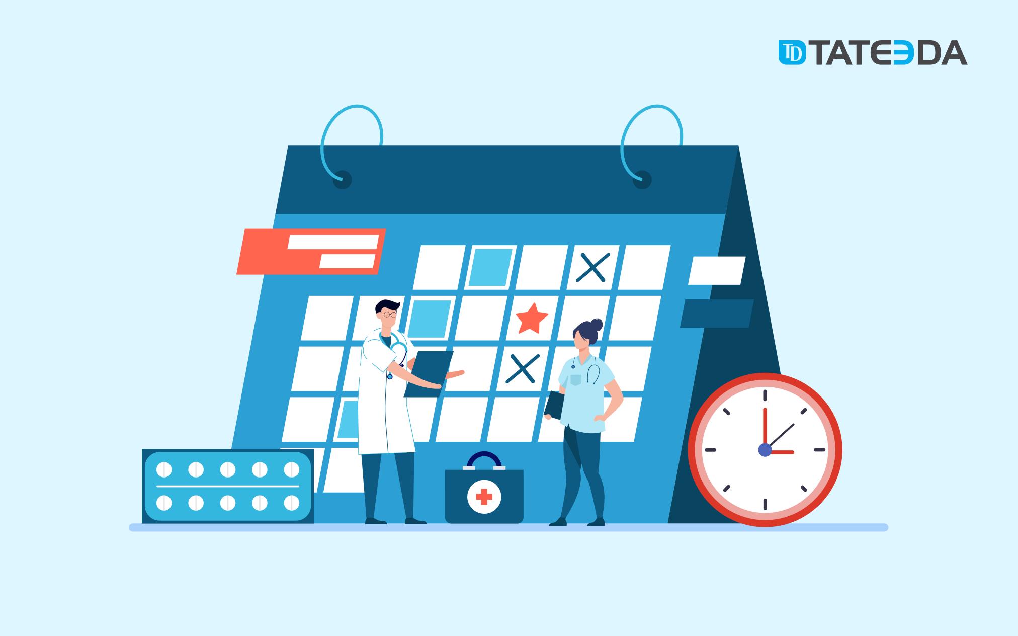 Medical Staff Management and Scheduling Software Development