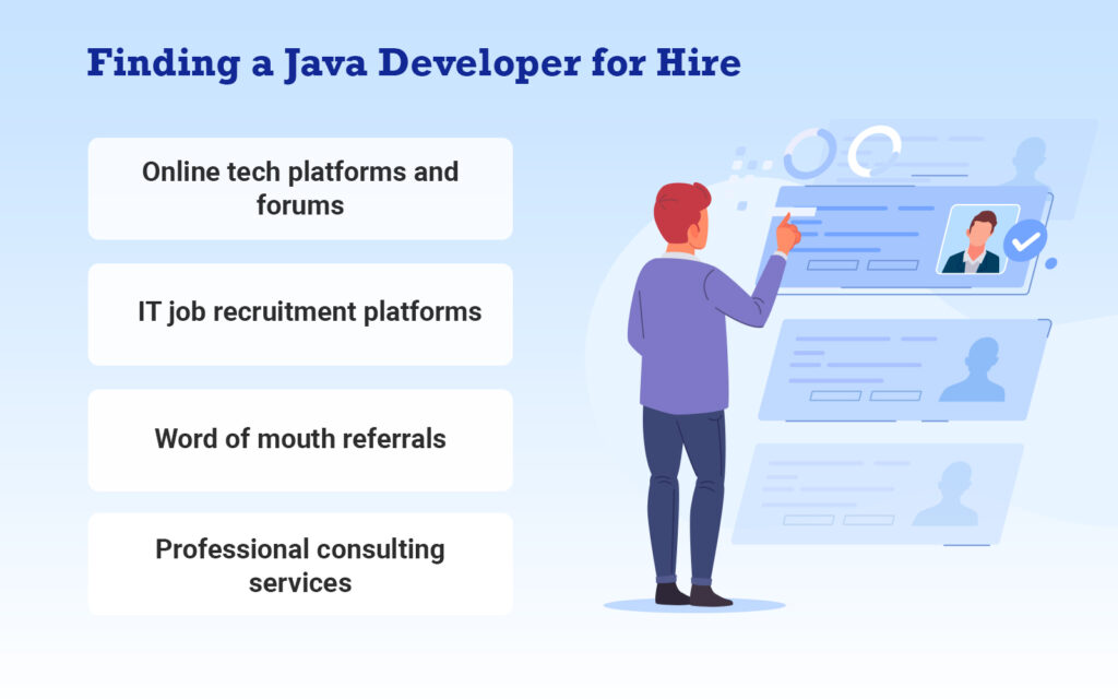 Finding a Java Developer for Hire