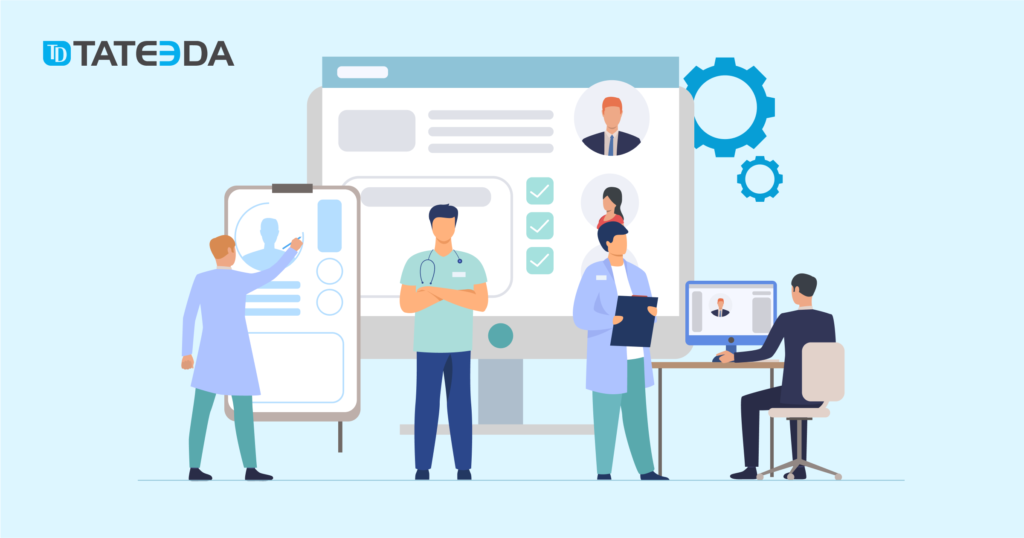 A team of software professionals is working to build a medical HR system for medical organization
