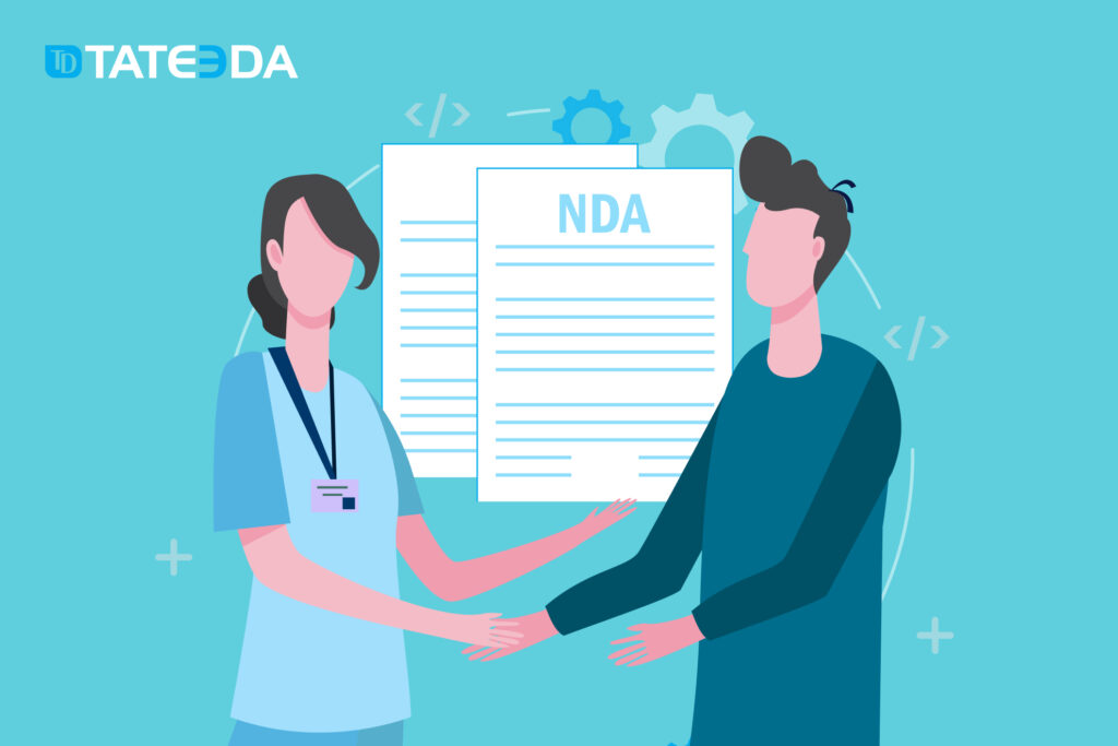 Legal consultants can help you prepare partnership agreement that includes an NDA, which is very important for HIPAA compliance.
